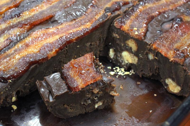 dark-chocolate-candied-bacon-nut-fudge