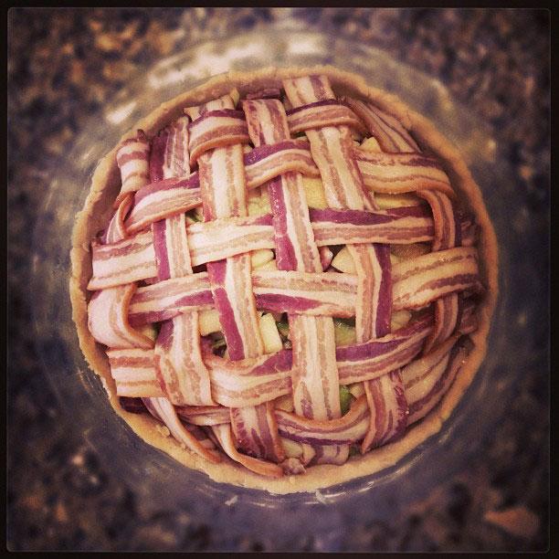 instagram apple pie