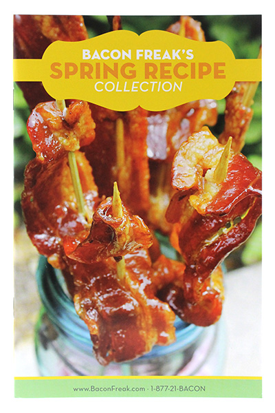 mother's day bacon gift guide recipe cookbook