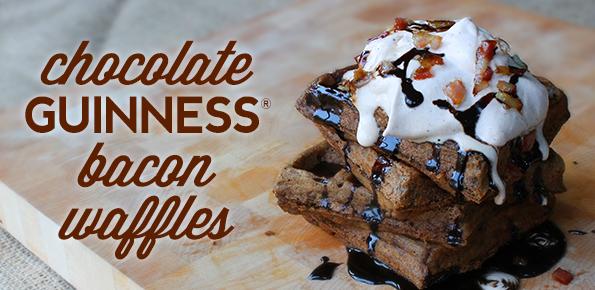 chocolate-bacon-guinness-waffles-recipe