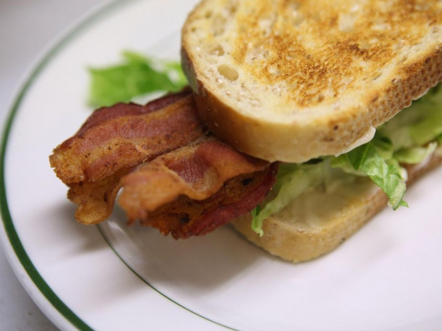 lettuce worse for environment than bacon